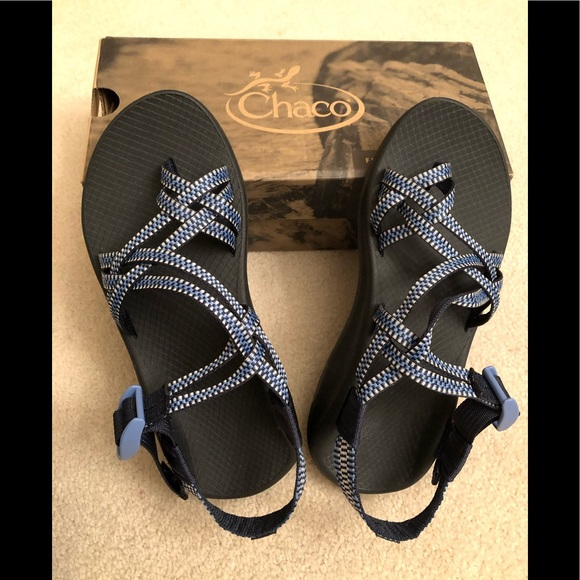 Box Chaco Sandals Eddy X2 Womans Sz
